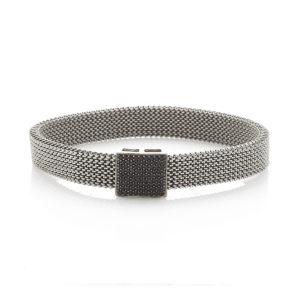 Bracciale-simbolo-rettangolo-flex-roan-preziosi-gioielli