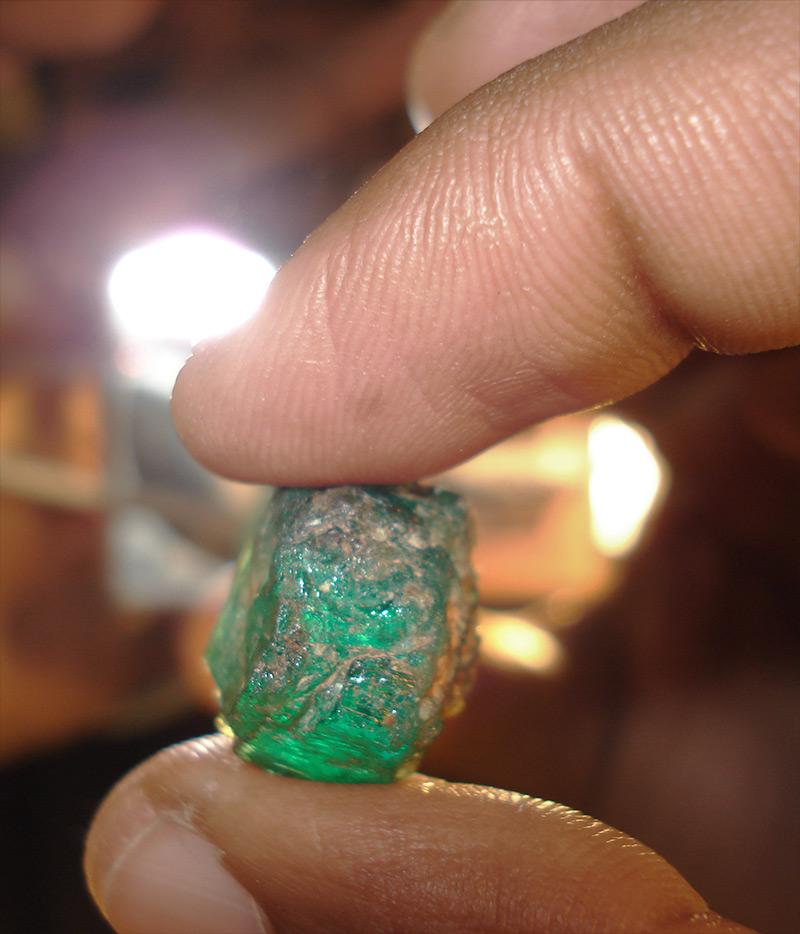 Pietre preziose produzione gioielli RoAn Preziosi
