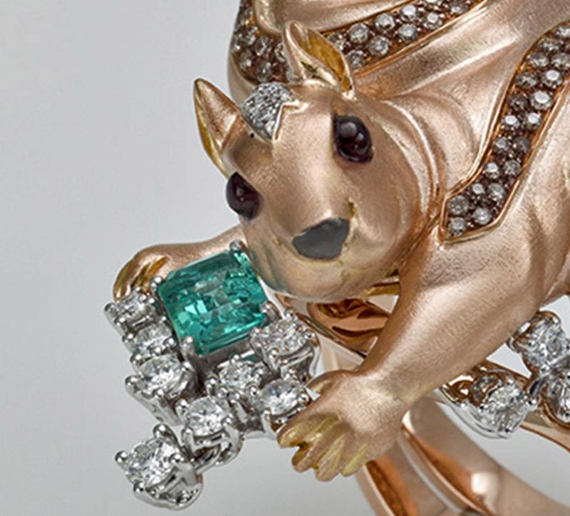 Qualita realizzazione disegno gioielli su misura Roan Bergamo