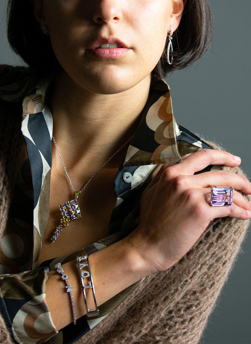 Progettazione gioielli su misura da remoto online Roan 2